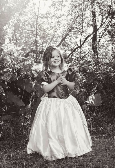 Lydia 3 Year - 77bw