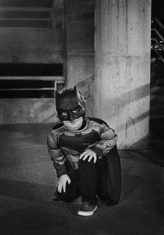 Superhero One - 286bw