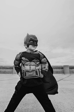 Superhero One - 365bw