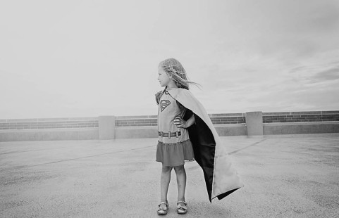 Superhero One - 387bw