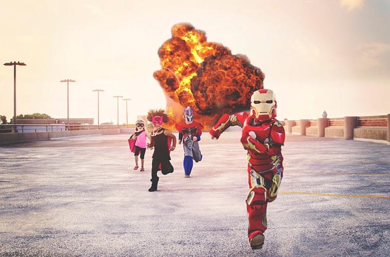 Superheroes 2 - 296Boom