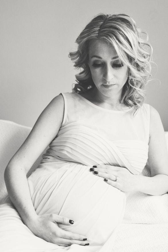 Nichole Radke Maternity - 197BW Blog